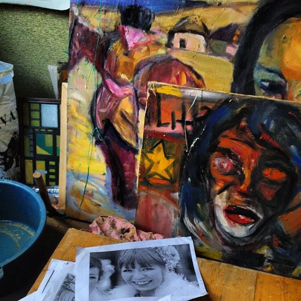 #studio #art #artist