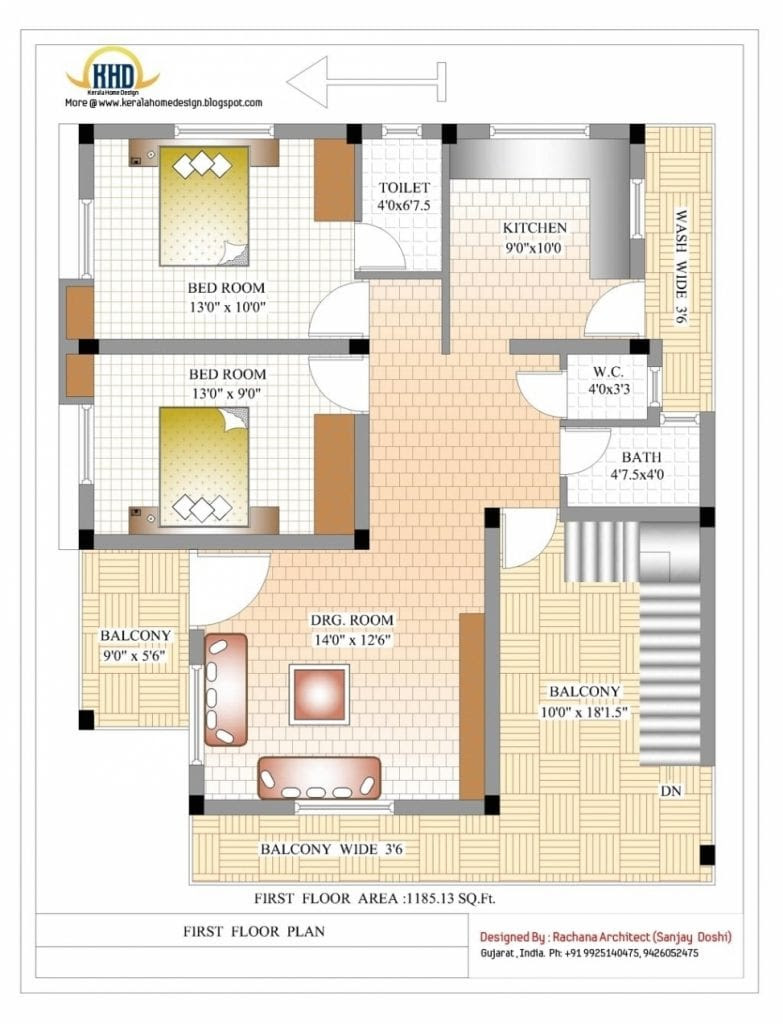 Affordable Indian House Plans Arts For New Indian Home