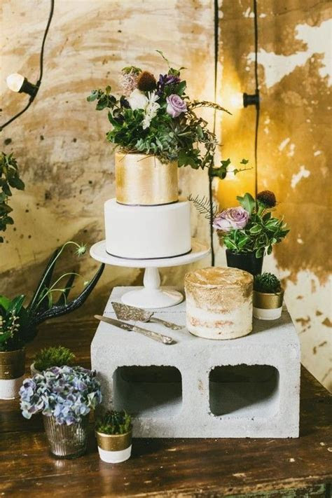 37 Concrete Wedding Ideas You?ll Admire   Weddingomania