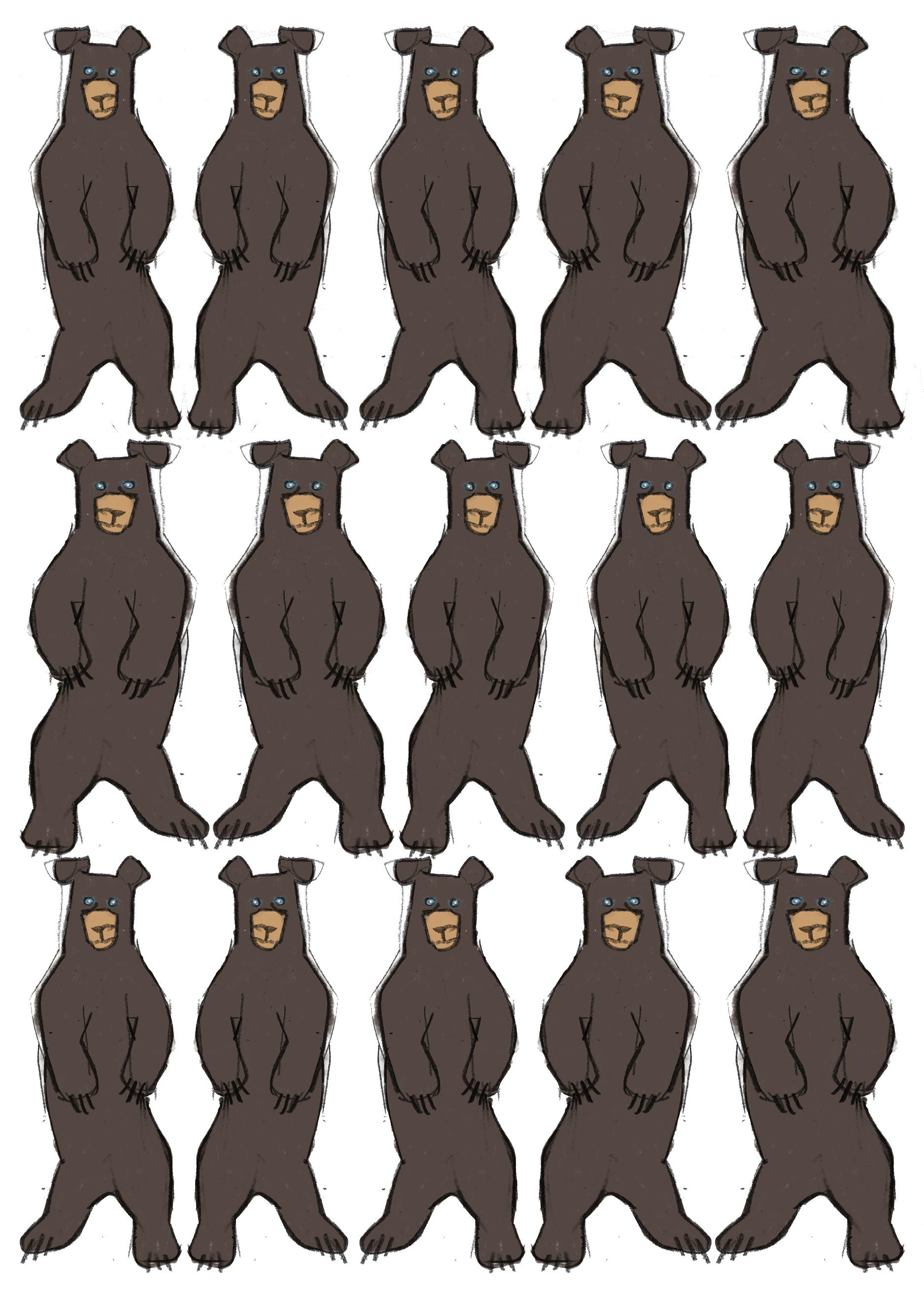 bear repeat