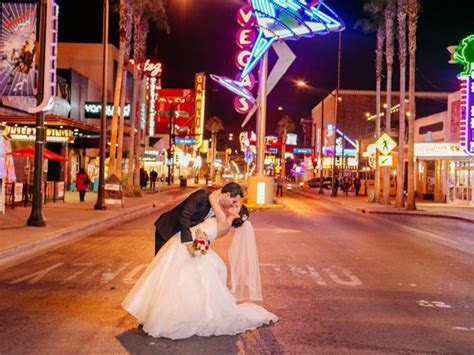 Fremont Wedding & Photography Package Las Vegas