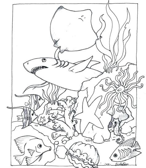 animal habitat coloring pages  getcoloringscom