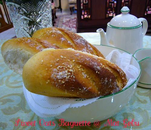 Sweet Oats Baguette