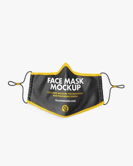 Download Mask Mockup Free Download Yellowimages