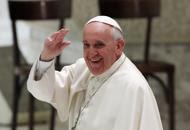 Il Papa incontra i dipendenti Rai «Voi testimoni dei cambiamenti»