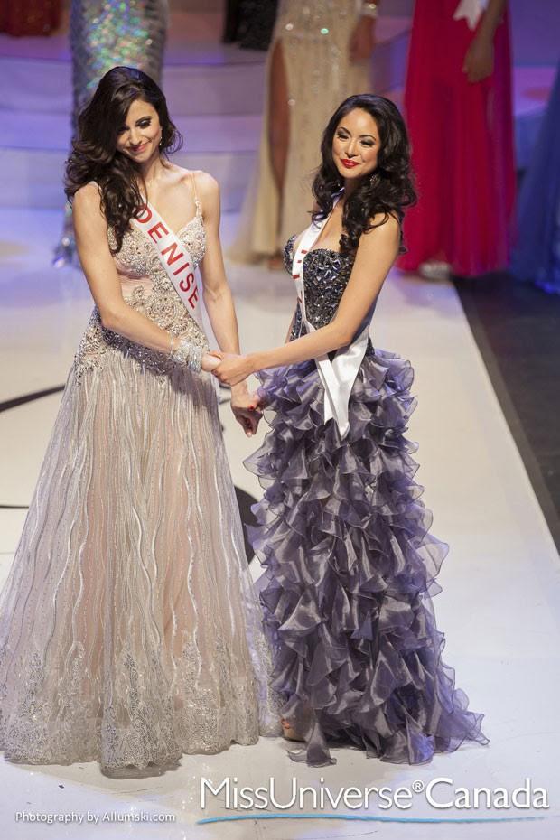 Após recontagem,  Riza Santos (à direita) foi declarada vencedora (Foto: Allumski Photography/Reuters)