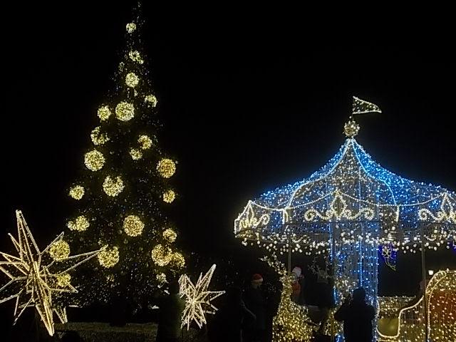 świąteczna Iluminacja 2018 W Warszawie Zdjęcia Portal Strefa