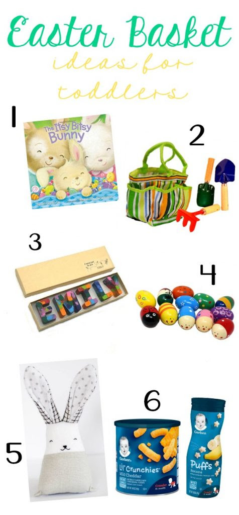 Easter Basket Ideas For Toddlers Little Us