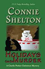 Holidays Can Be Murder by Connie Shelton
