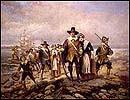 Edward Moran, Pilgrims Landing
