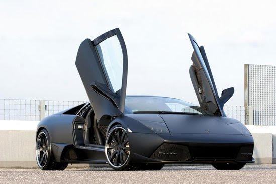 Credeti ca Lamborghini Murcielago Yeniceri Edition arata la fel de exclusivist ca un Reventon?