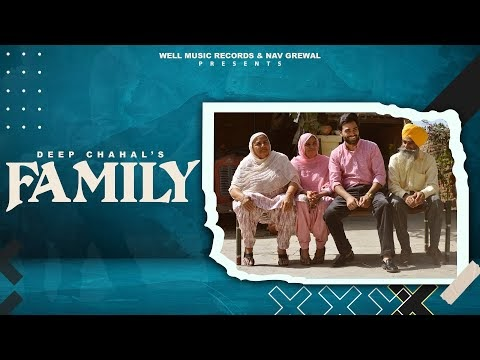 FAMILY LYRICS DEEP CHAHAL