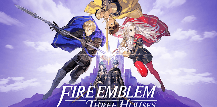 Fire Emblem Three Houses Desktop Wallpaper