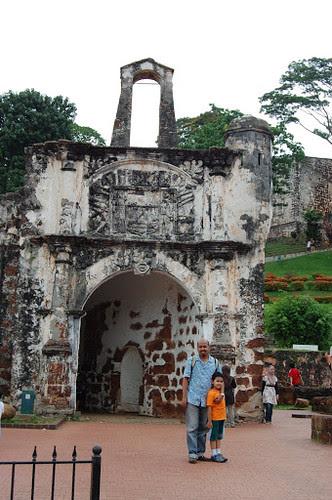 A famosa, Malacca