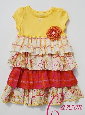 Use the pre-made ruffles from Joann's ~ maybe?