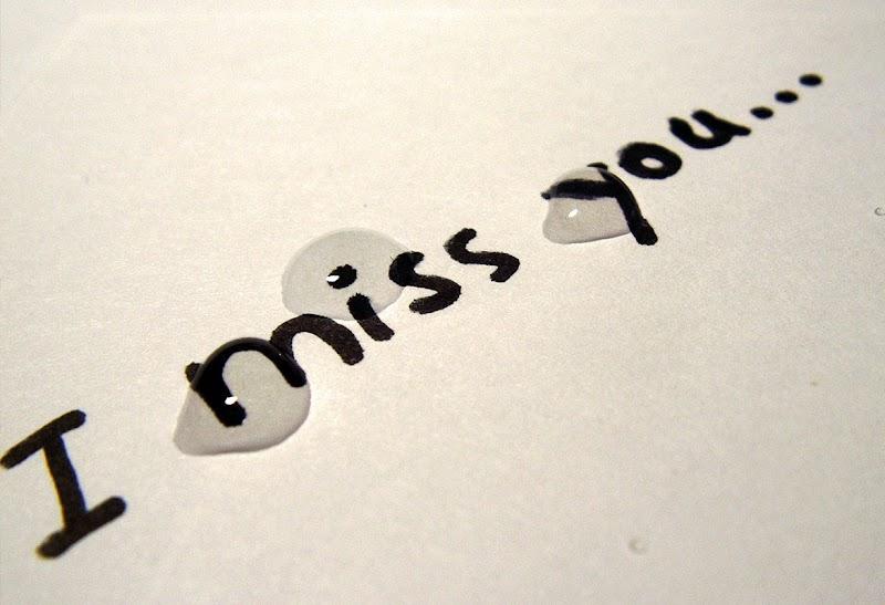 Que saudades tuas...