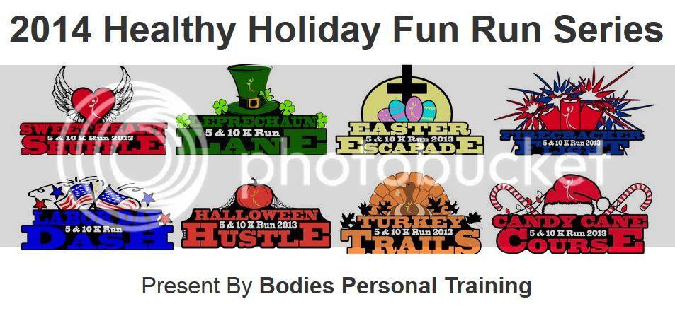 Healthy Holiday Series Fun Runs