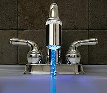 Facet makes water look like Laser