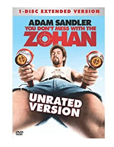 """Cover of """"You Don't Mess With the Zohan (..."""