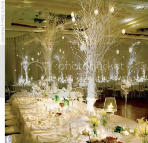 Winter wonderland wedding centerpieces ideas images wedding winter wonderland wedding centerpieces wedding decorations solutioingenieria Image collections