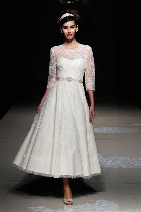 Tea Length Wedding Dress Pattern