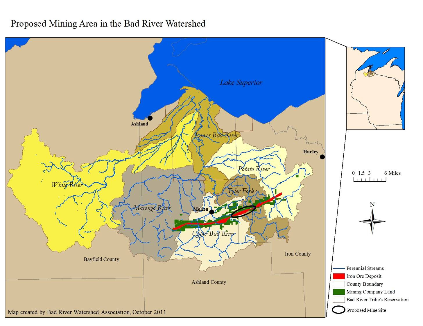 mine site_in_brw_map