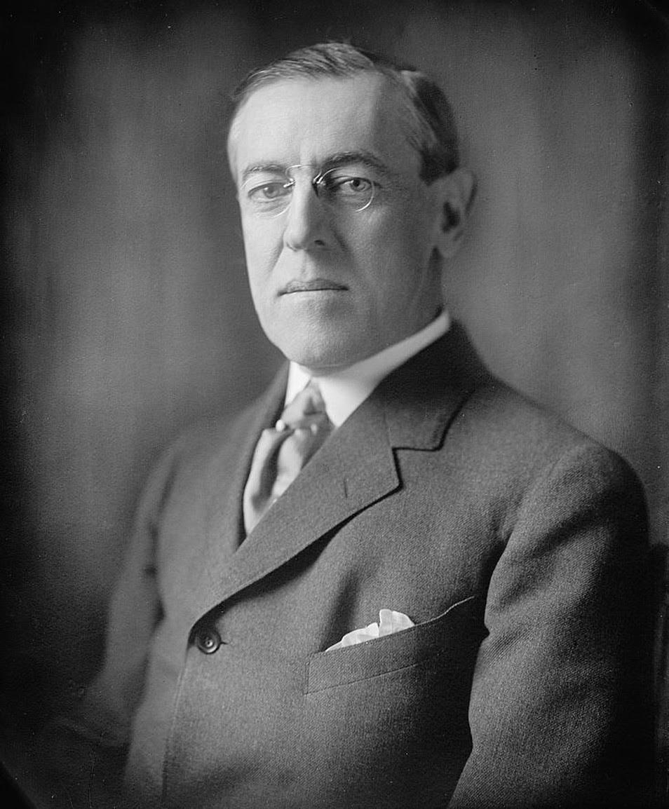 Woodrow-Wilson-photo-loc.jpg (954×1154)