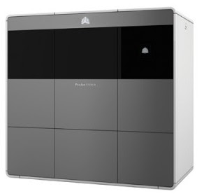 3D systems projet 5500x price