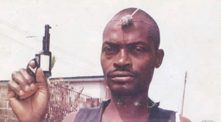 The Untold Story of Shina Rambo, His many fetish rituals and his rise to notoriety as Nigeria's most Dreaded Thief