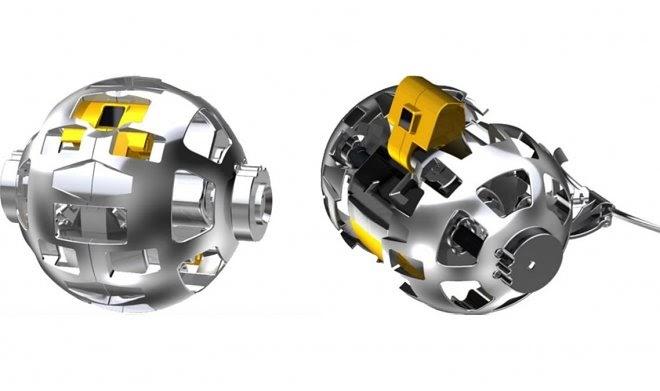Япония отправит на Луну робота-разведчика, спроектированного дизайнером игрушек