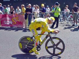 un vélo rapid