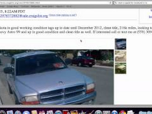 Cars For Sale By Owner Craigslist Fresno Ca: Craigslist Fresno Used Cars For Sale By Owner