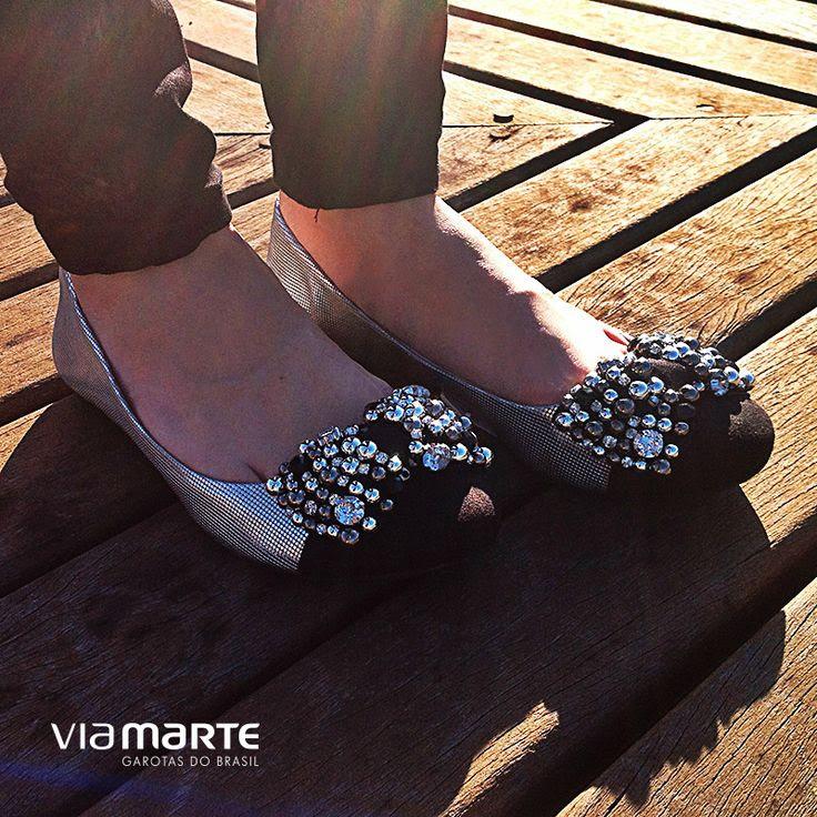Pedraria | Ref. 13-9902 #sapatilhas #viamarte