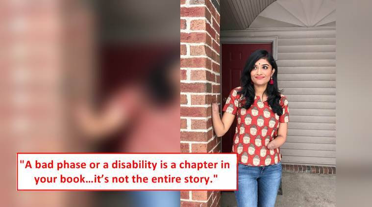 good stories, inspiring stories, Malvika Iyer, malvika iyer story, malvika iyer incident, disability, people with disability, indian express, indian express news