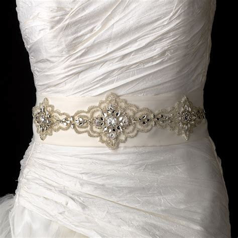 Wholesale Supplier of Beaded Bridal Belts & Wedding Sashes