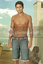 F&H Sam Milby Shorts