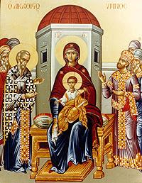 Η Παναγία κατά τον Άγιο Νικόλαο Καβάσιλα