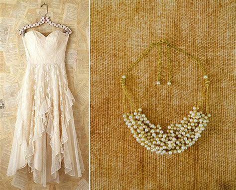 Chunky Pearl Wedding Necklaces (  Win!)   Emmaline Bride