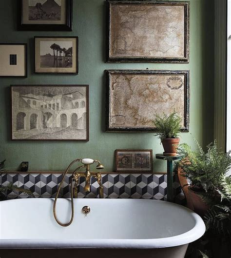 fiona scott antiques  instagram bathroom goals