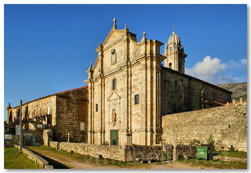 Mosteiro de Oia by VRfoto