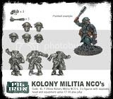 Pig Iron NCOs