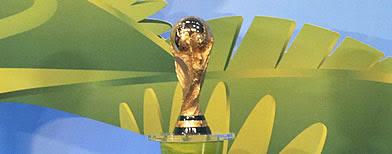 Foto: Taça da Copa do Mundo (AP)