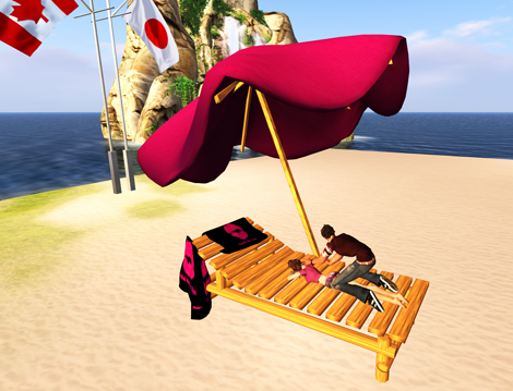 ::STB:: Beach Lounger
