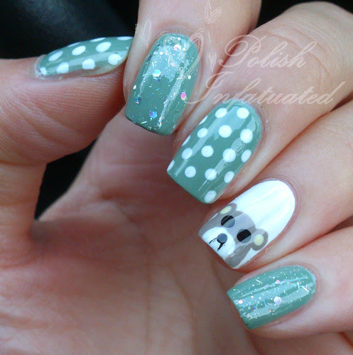 teddy accent nail
