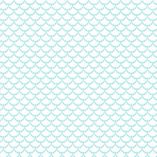 3 turquoise garland BF outline paper 12 and a half inch SQ 350dpi