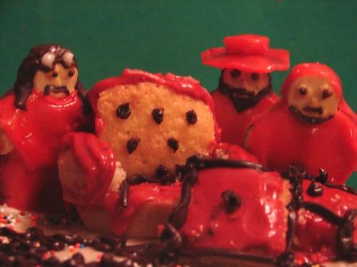 Spanish Inquisition Cake