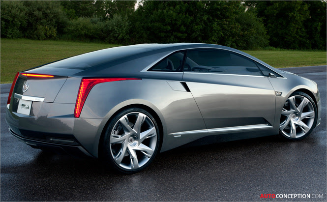 Cadillac ELR All Go as DetroitHamtramck Plant Gets $35 Million