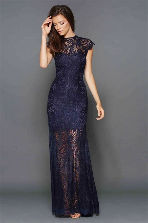 Demi Gown in Navy by Elle Zeitoune   RENTAL   The Fitzroy