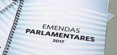 Resultado de imagem para EMENDAS PARLAMENTARES