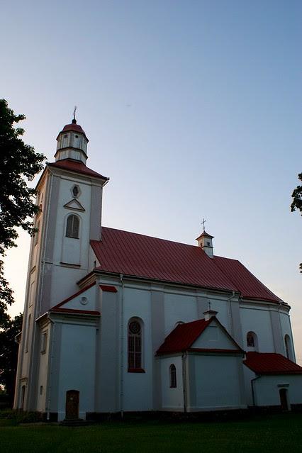 Videniškiai church | Molėtai 2012